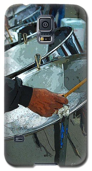 Steel Band Street Musicians Galaxy S5 Case