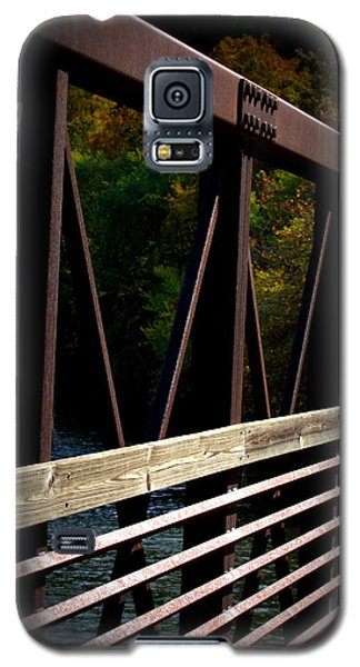 Steel Lines Galaxy S5 Case