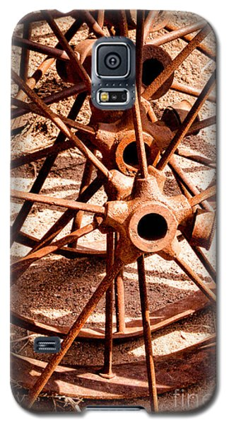 Steel Spokes Galaxy S5 Case