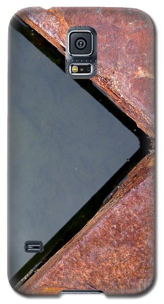 Steel Wharf Detail Galaxy S5 Case