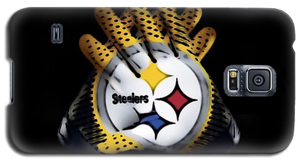 Steelers Gloves Galaxy S5 Case