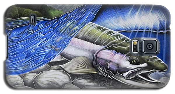 Steelhead Dreams Galaxy S5 Case by Nick Laferriere