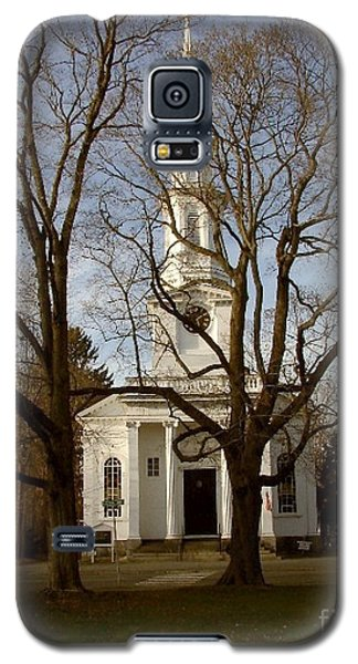 Steeple In The Trees Galaxy S5 Case