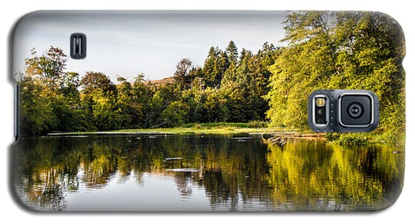 Galaxy S5 Case featuring the photograph Steilacoom Lagoon 2 by Rob Green