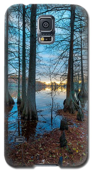 Steinhagen Reservoir Vertical Galaxy S5 Case
