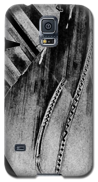 Steinway Black And White Inners Galaxy S5 Case