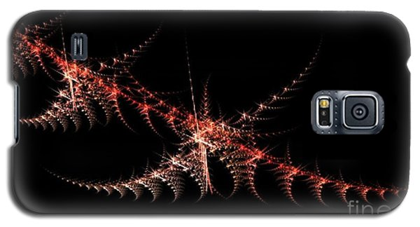 Galaxy S5 Case featuring the digital art Stength And Backbone by Steed Edwards