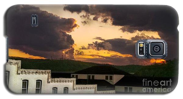 Beautiful Clouds Galaxy S5 Case