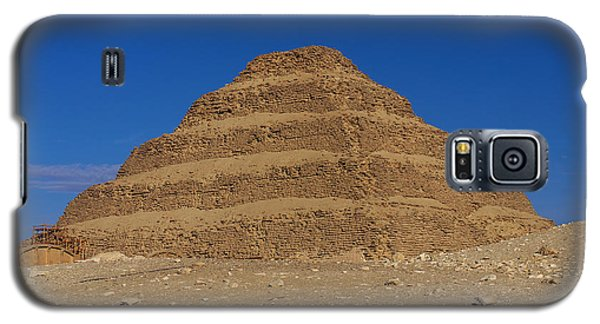 Step Pyramid Of King Djoser At Saqqara  Galaxy S5 Case