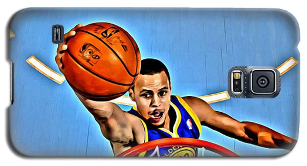 Steph Curry Galaxy S5 Case
