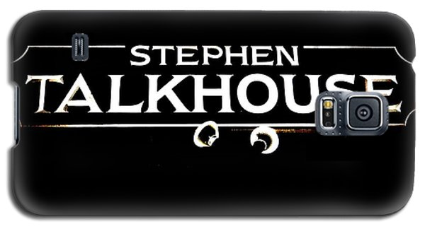 Stephen Talkhouse Galaxy S5 Case