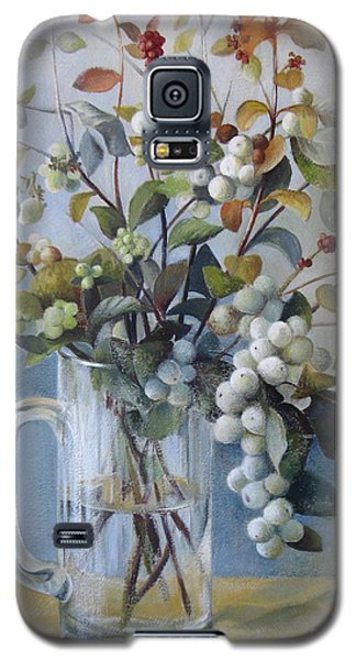Stepping To Another Season Galaxy S5 Case by Elena Oleniuc