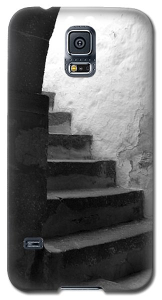 Steps On Patmos Galaxy S5 Case