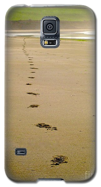 Steps To Inchydoney Galaxy S5 Case by Suzanne Oesterling