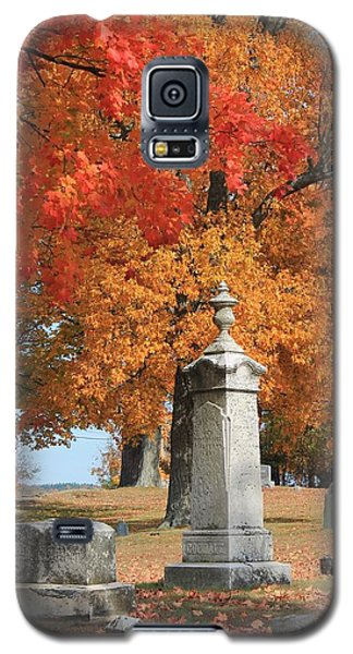Sterling Ma Burial Ground Galaxy S5 Case