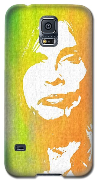 Steven Tyler Canvas Galaxy S5 Case