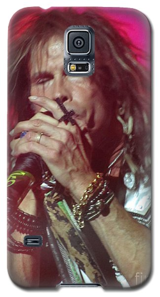 Steven Tyler Picture Galaxy S5 Case