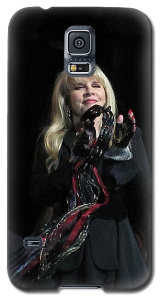 Stevie Nicks 2013 Galaxy S5 Case by Melinda Saminski