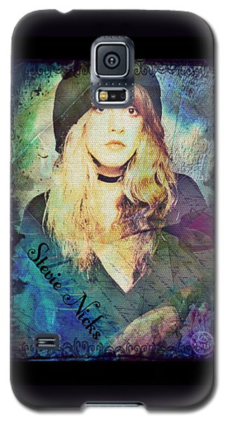 Stevie Nicks - Beret Galaxy S5 Case