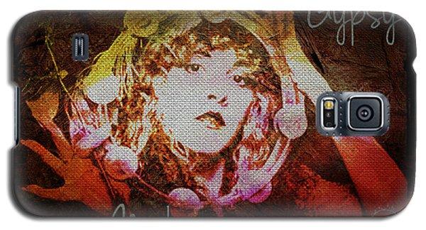 Stevie Nicks - Gypsy Galaxy S5 Case