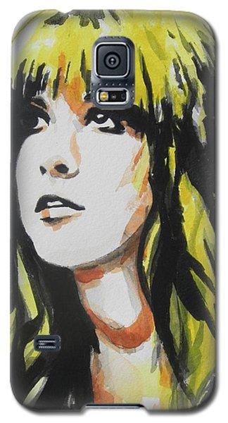 Stevie Nicks 01 Galaxy S5 Case