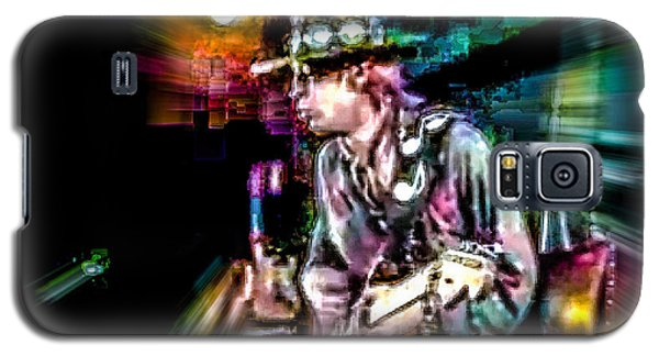 Stevie Ray Vaughan - Smokin' Galaxy S5 Case