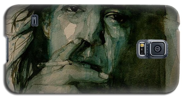 Stevie Ray Vaughan Galaxy S5 Case by Paul Lovering