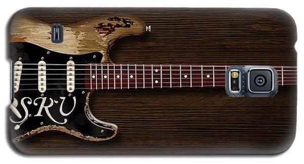 Stevie's Strat Galaxy S5 Case by WB Johnston