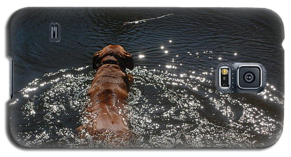 Galaxy S5 Case featuring the photograph Stick by Mim White