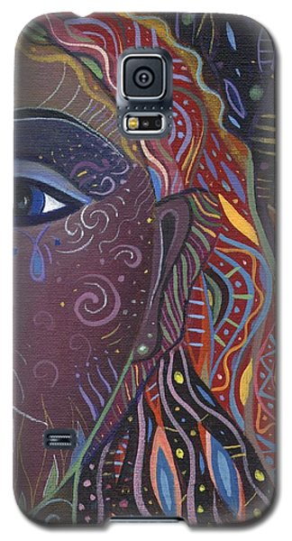 Still A Mystery 2 Galaxy S5 Case by Helena Tiainen