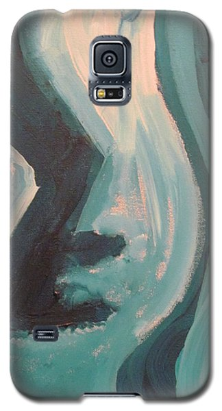 Galaxy S5 Case featuring the painting Still Dancing  by Shea Holliman