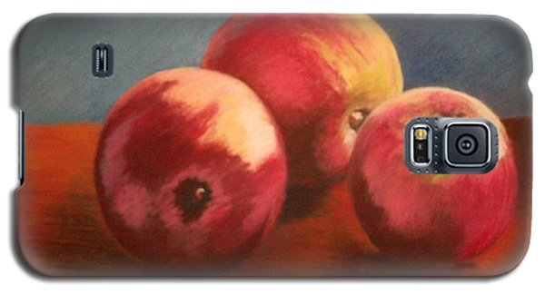 Still Life Apples Galaxy S5 Case