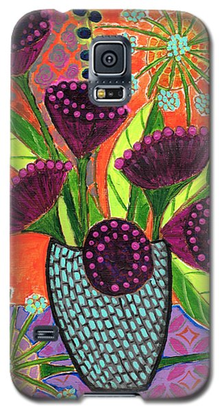 Galaxy S5 Case featuring the painting Still Life I by Lisa Noneman