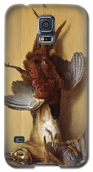 Still Life With A Hare, A Pheasant And A Red Partridge Galaxy S5 Case
