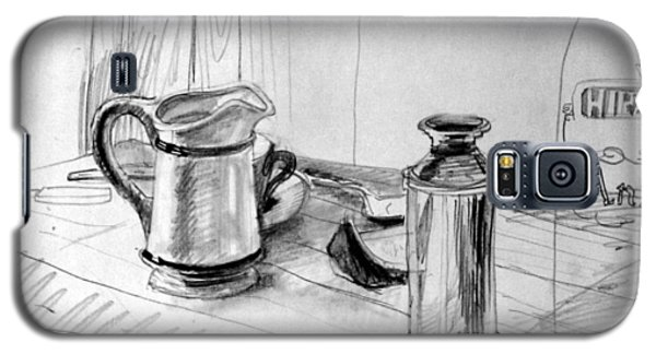 Still Life With Creamer Galaxy S5 Case