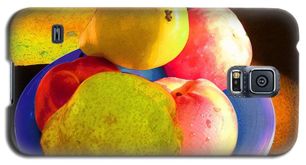 Still Life With Fruit Galaxy S5 Case
