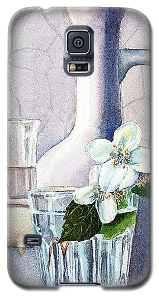 Still Life With Jasmine Galaxy S5 Case