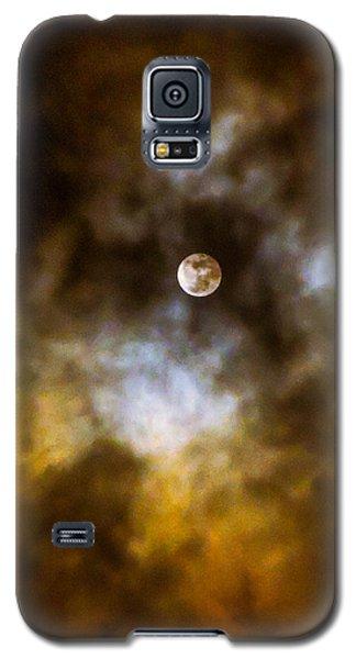 Still Moon Galaxy S5 Case