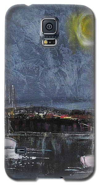 Still Of The Night  Galaxy S5 Case by Nicole Nadeau