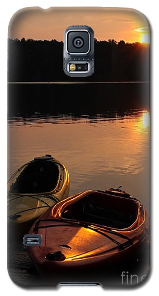 Still Waters Galaxy S5 Case by Geri Glavis