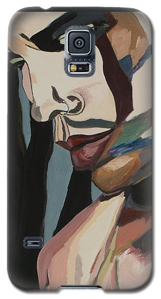 Stillness Of Heart Portrait Crop Galaxy S5 Case