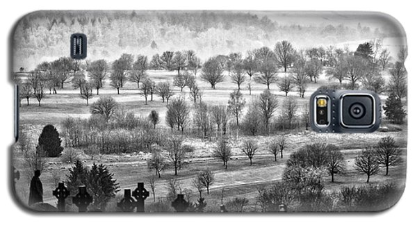 Stirling Castle Cemetery Galaxy S5 Case