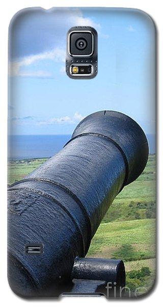St.kitts Nevis - On Guard Galaxy S5 Case