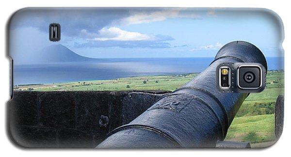 St.kitts Nevis - On Guard Galaxy S5 Case by HEVi FineArt