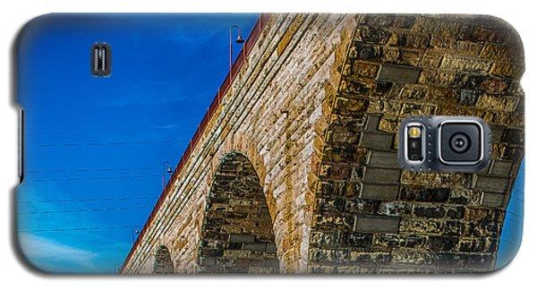 Stone Arch Bridge By Paul Freidlund Galaxy S5 Case