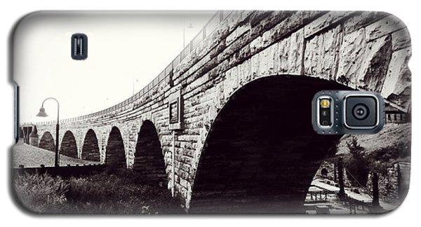 Stone Arch Bridge Galaxy S5 Case