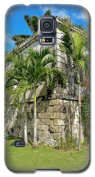 Stone Building Good Hope Estate Jamaica Galaxy S5 Case