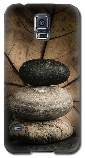 Stone Cairns II Galaxy S5 Case