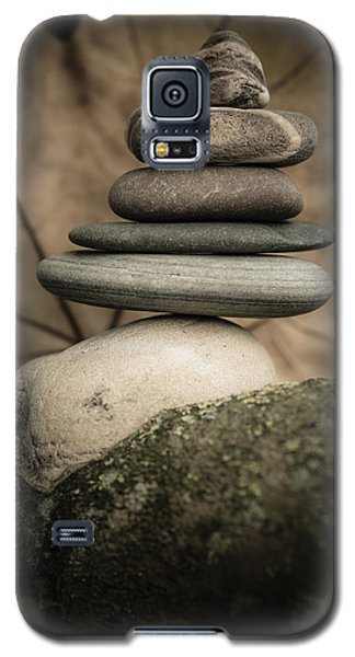 Stone Cairns Iv Galaxy S5 Case