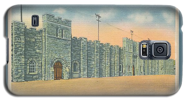 Stone Castle Bristol Tn Built By Wpa Galaxy S5 Case